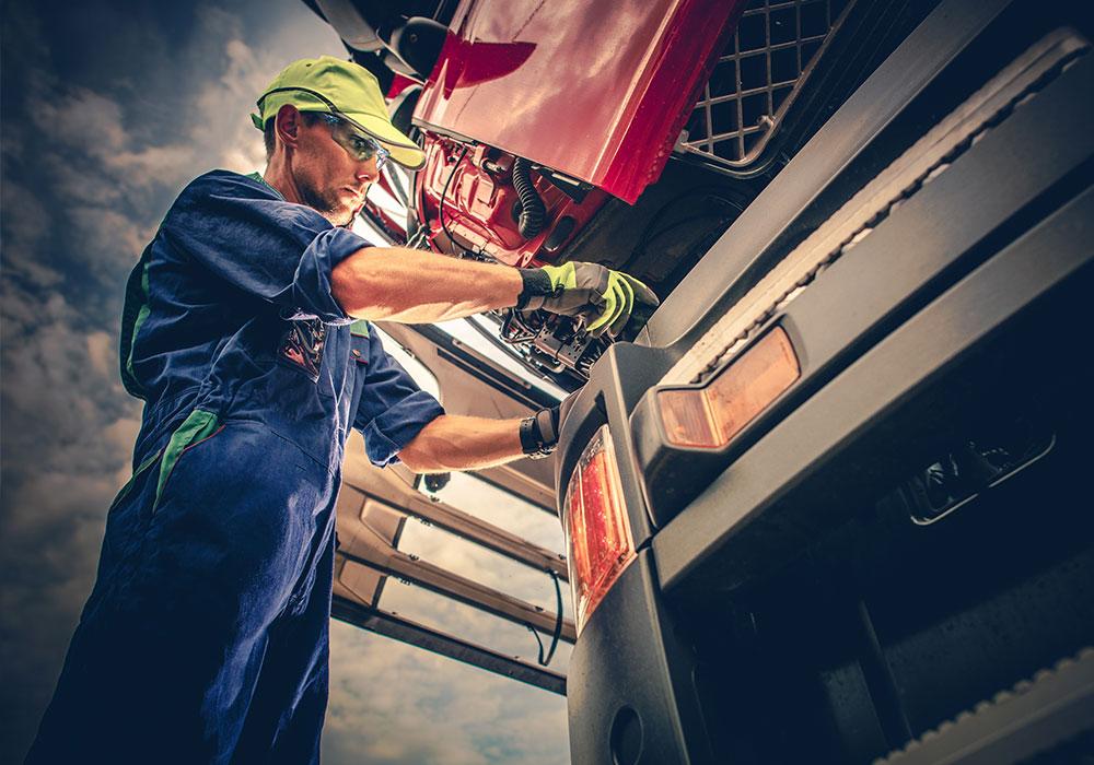 4B Diesel Services - Our Mechanics