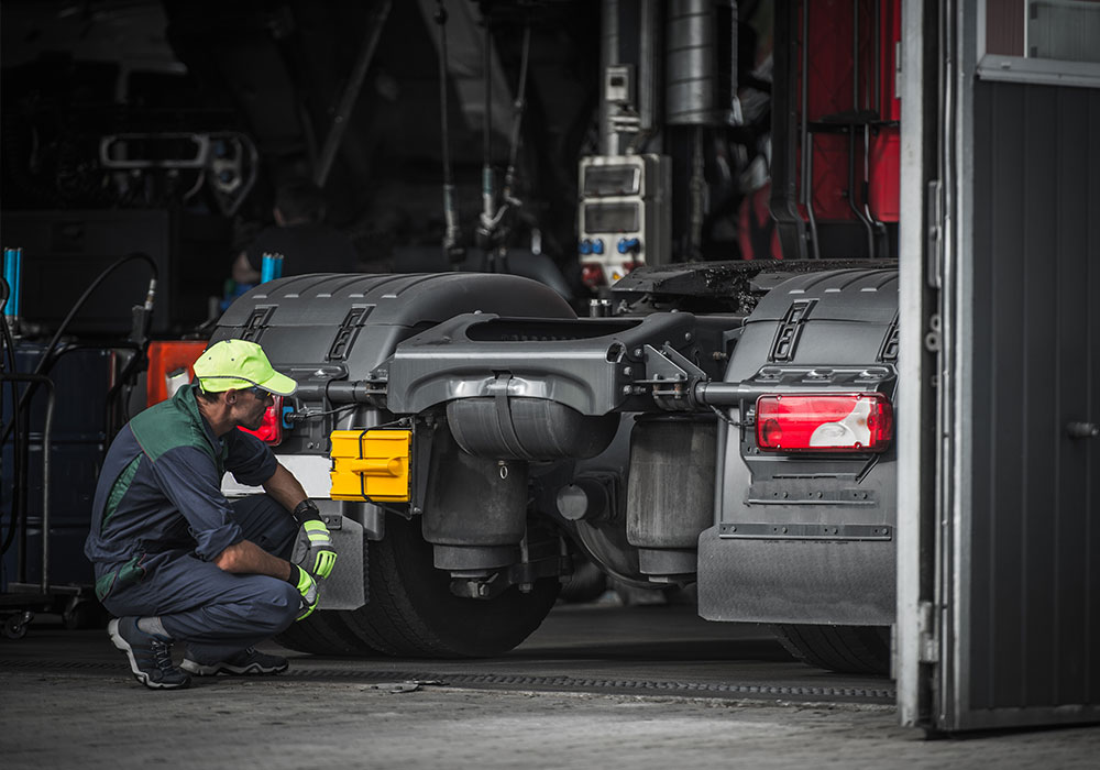 4B Diesel Services -Truck Repair